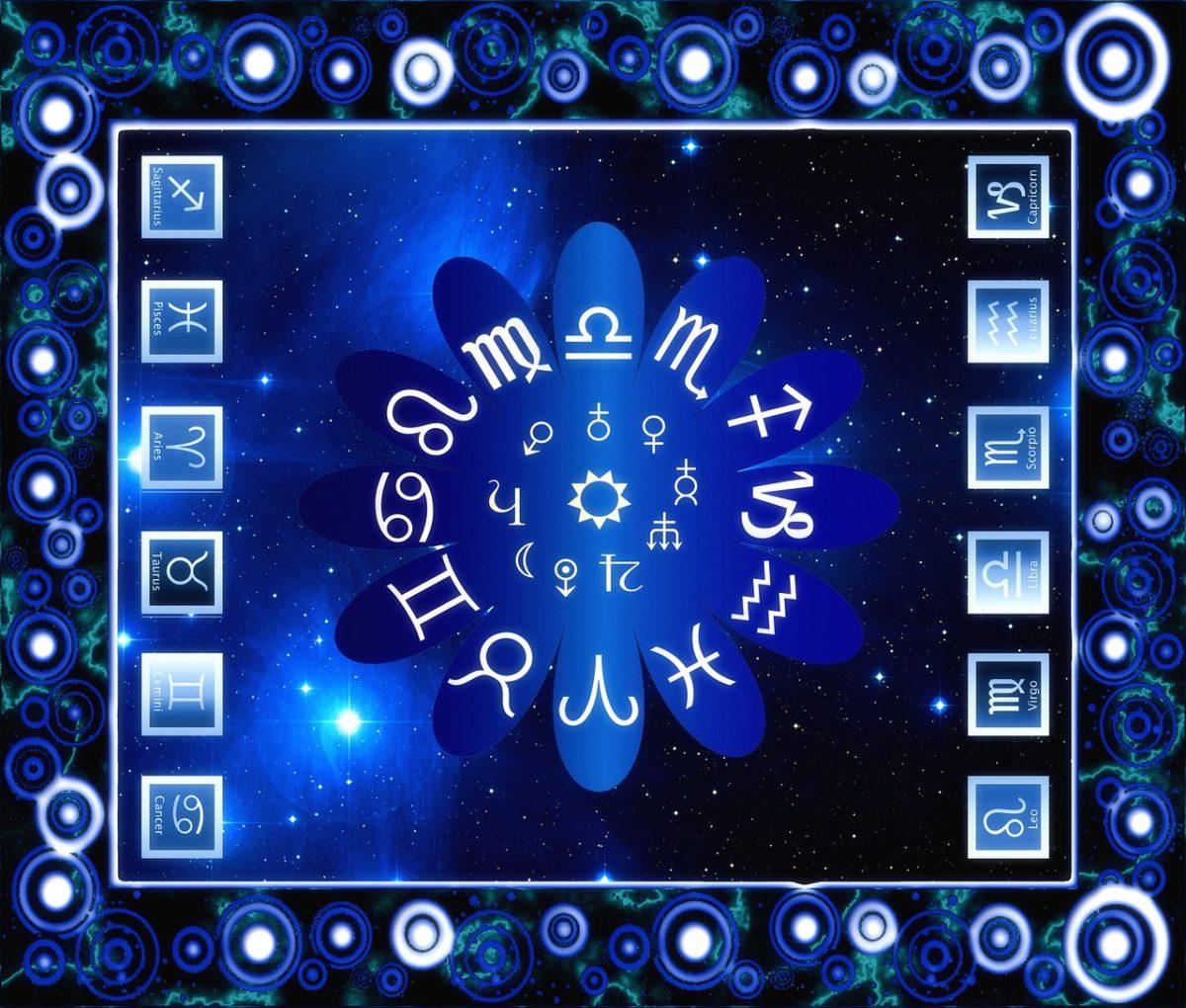 12 signes astrologiques